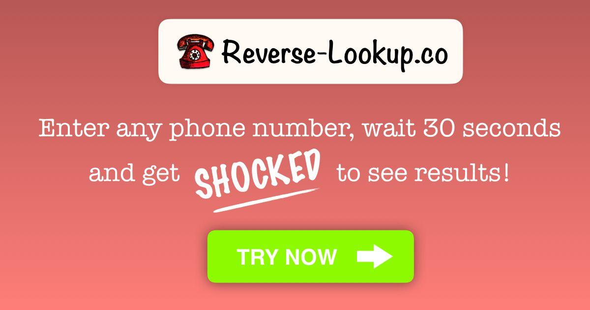 Way 1: Hack Phone Number Online Free Using Free Reverse Lookup