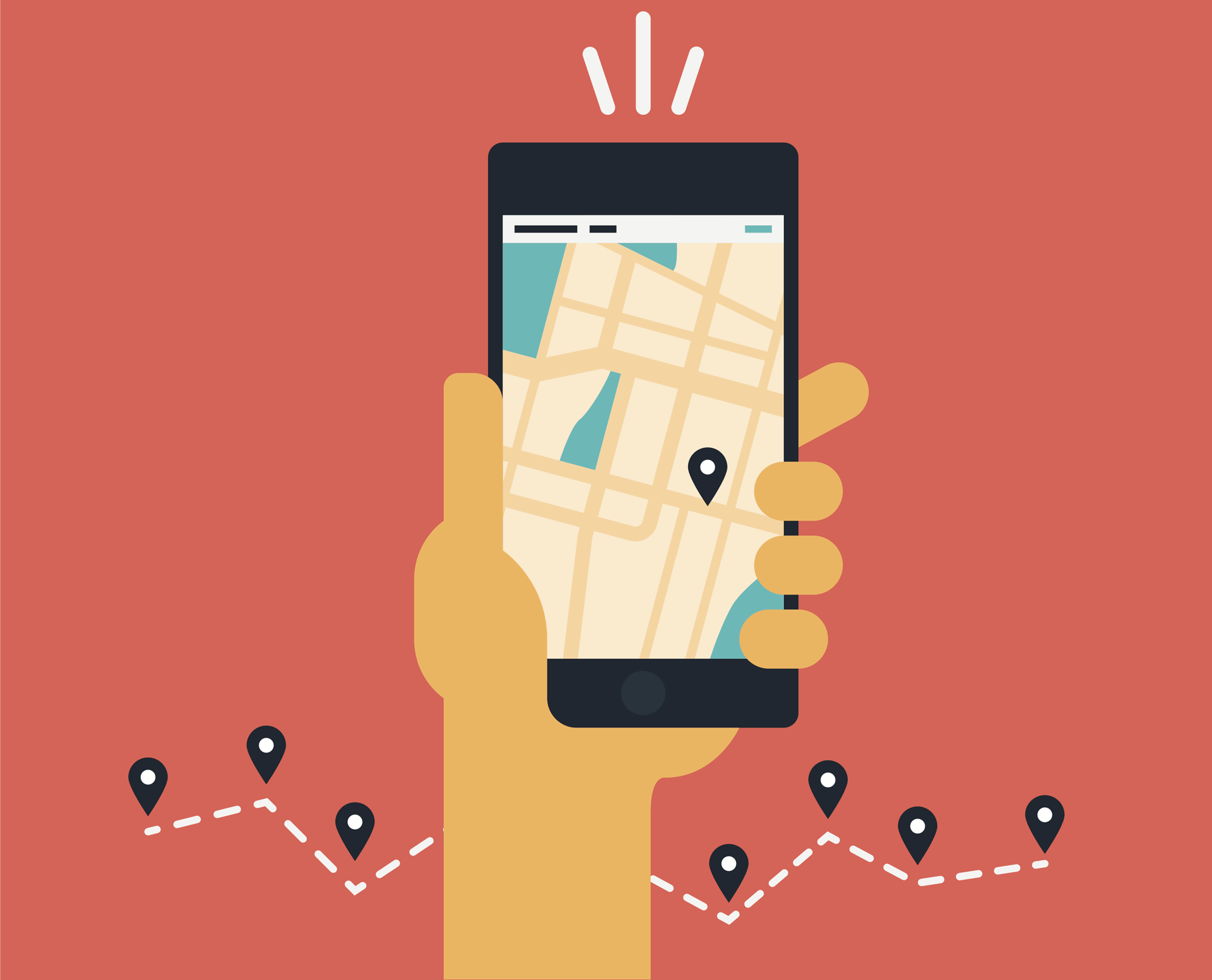 Learn 3 easiest ways to track someone's location on iPhone